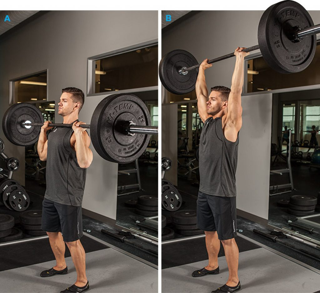 Triceps üzerinde alıştırmalar - ne için